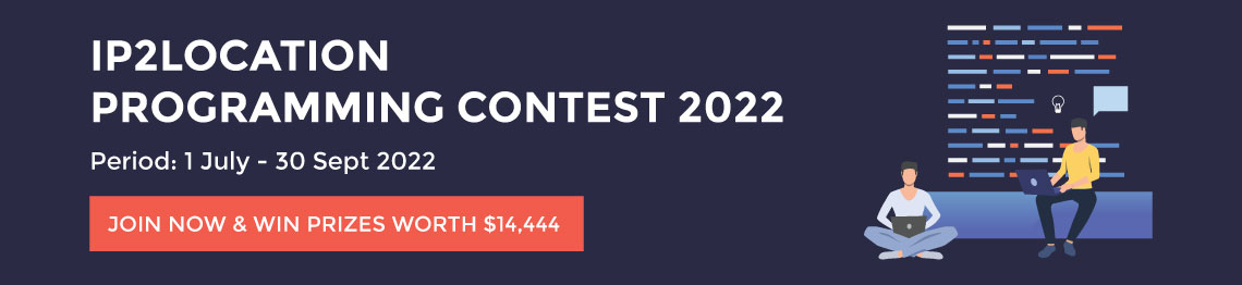 IP2Location Programming Contest